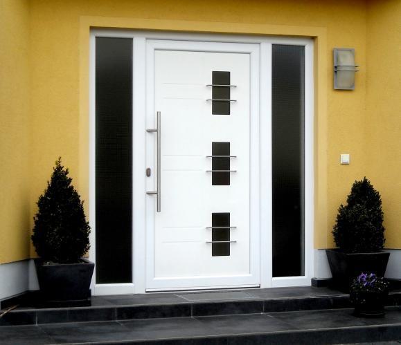 Aussentür  Wie wählen Außentür? - KleinHausBlog.de - Wilkommen!