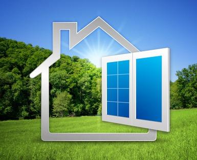 Energiesparende Fenster aus Polen